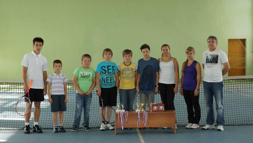 Детский турнир в Мае 2011 г.